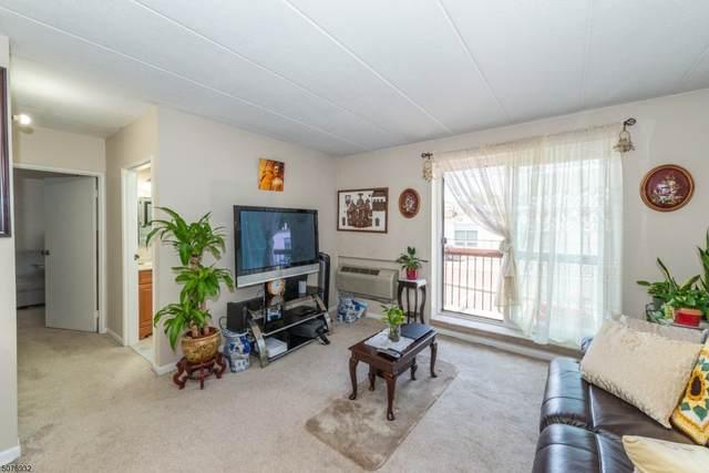 190 Morris Ave Unit 2E 2E, Springfield Twp., NJ 07081 (MLS #3717704) :: The Dekanski Home Selling Team
