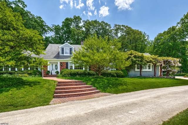 606 Van Beuren Rd, Harding Twp., NJ 07976 (MLS #3717705) :: Team Braconi   Christie's International Real Estate   Northern New Jersey