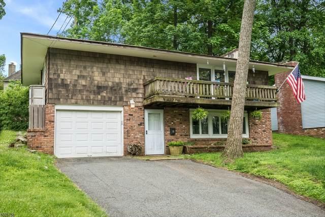 88 Summit Rd, Sparta Twp., NJ 07871 (#3717752) :: Rowack Real Estate Team
