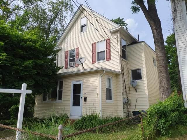 64 Abbett Ave, Morristown Town, NJ 07960 (MLS #3717804) :: The Sikora Group