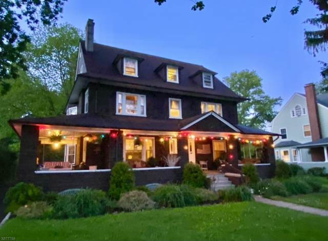 161 Meadowbrook Pl, South Orange Village Twp., NJ 07079 (MLS #3717820) :: Coldwell Banker Residential Brokerage