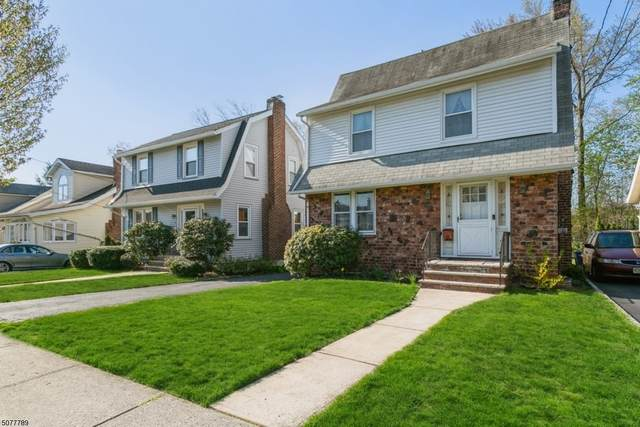 55 Montclair Ave, Nutley Twp., NJ 07110 (MLS #3717853) :: Gold Standard Realty