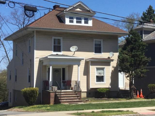 91 Sussex Ave, Morristown Town, NJ 07960 (MLS #3717992) :: The Sikora Group