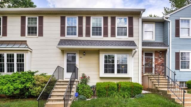143 Coburn Ln #143, Franklin Twp., NJ 08873 (#3718082) :: Jason Freeby Group at Keller Williams Real Estate