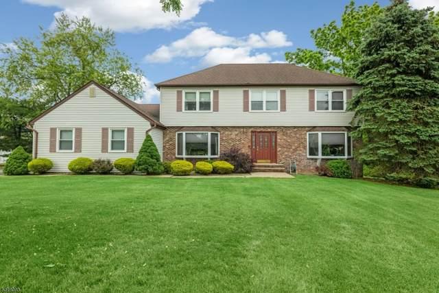 16 Angela Ct, East Hanover Twp., NJ 07936 (MLS #3718123) :: SR Real Estate Group