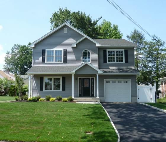508 West St, Garwood Boro, NJ 07027 (MLS #3718168) :: The Dekanski Home Selling Team