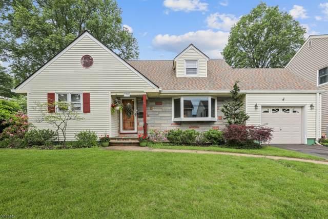 309 Hickory Ave, Garwood Boro, NJ 07027 (MLS #3718169) :: The Dekanski Home Selling Team