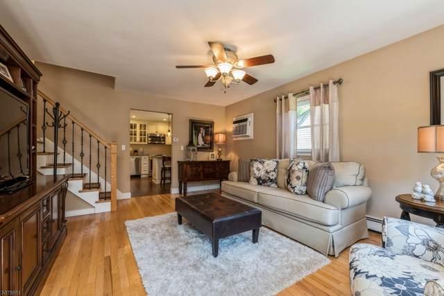 27 Roosevelt Ave, Parsippany-Troy Hills Twp., NJ 07034 (MLS #3718204) :: The Debbie Woerner Team