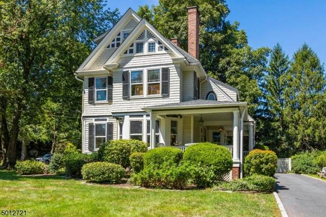 116 Fairmount Ave, Chatham Boro, NJ 07928 (MLS #3718232) :: The Dekanski Home Selling Team