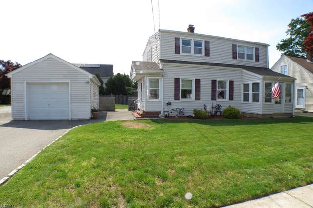 1816 Grant Ave, South Plainfield Boro, NJ 07080 (MLS #3718361) :: Gold Standard Realty