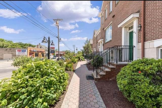 64 E Blackwell St B, Dover Town, NJ 07801 (MLS #3718379) :: SR Real Estate Group