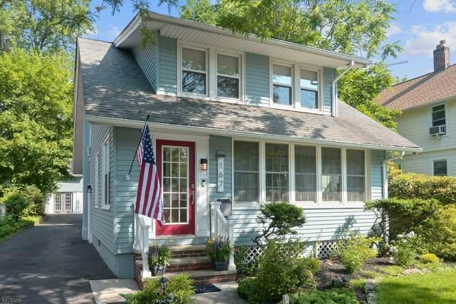 167 Tichenor Ave, South Orange Village Twp., NJ 07079 (MLS #3718383) :: SR Real Estate Group