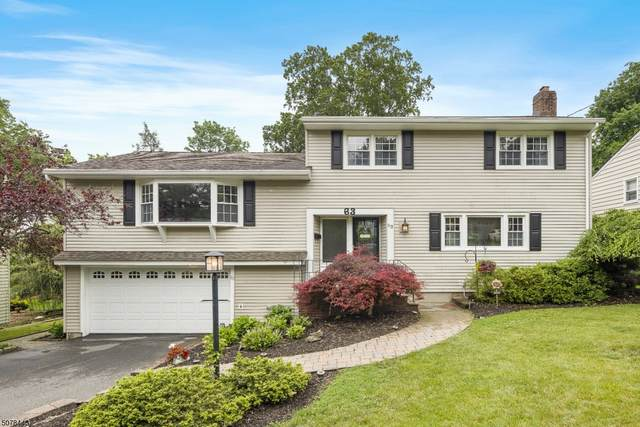 63 Gerdes Ave, Verona Twp., NJ 07044 (#3718392) :: Rowack Real Estate Team