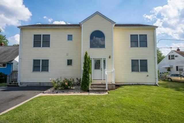 839 Riffle Ave, Rahway City, NJ 07065 (MLS #3718394) :: Zebaida Group at Keller Williams Realty