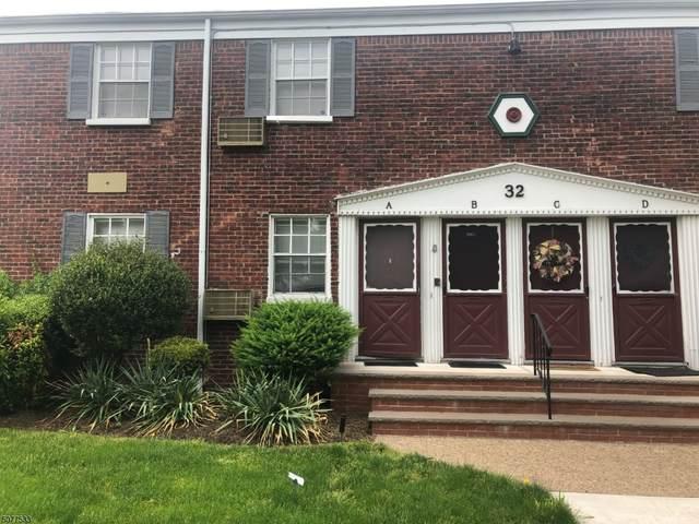 32 W Roselle Ave A, Roselle Park Boro, NJ 07204 (#3718422) :: Jason Freeby Group at Keller Williams Real Estate