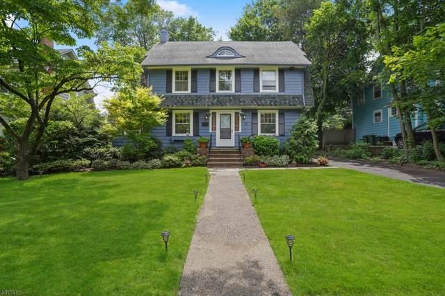 32 Aubrey Rd, Montclair Twp., NJ 07043 (#3718454) :: Rowack Real Estate Team