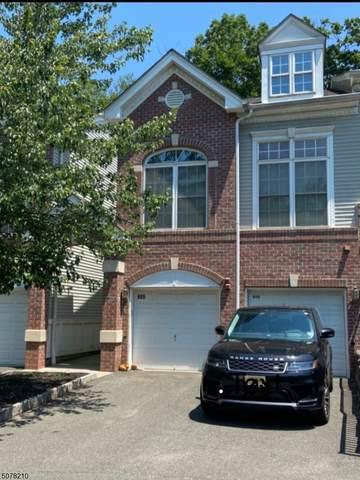 606 Donato Cir, Scotch Plains Twp., NJ 07076 (#3718562) :: Jason Freeby Group at Keller Williams Real Estate