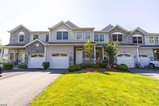364 Summerhill Dr, Parsippany-Troy Hills Twp., NJ 07950 (#3718620) :: Rowack Real Estate Team