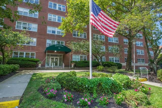 926 Bloomfield Ave 5H, Glen Ridge Boro Twp., NJ 07028 (MLS #3718625) :: The Debbie Woerner Team