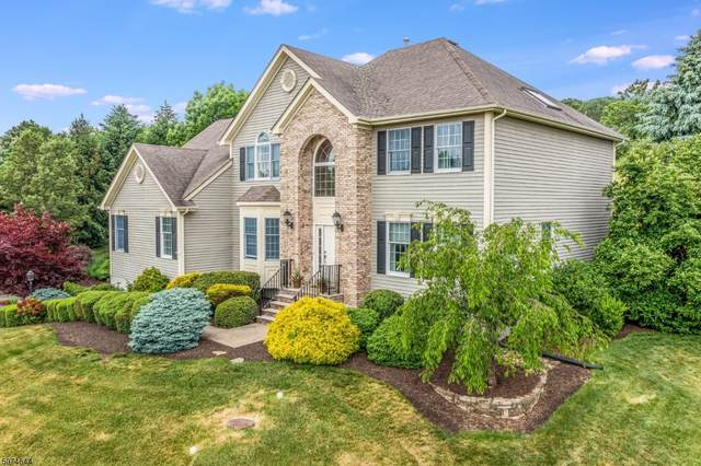 4 Terrill Dr, Tewksbury Twp., NJ 07830 (#3718654) :: Rowack Real Estate Team