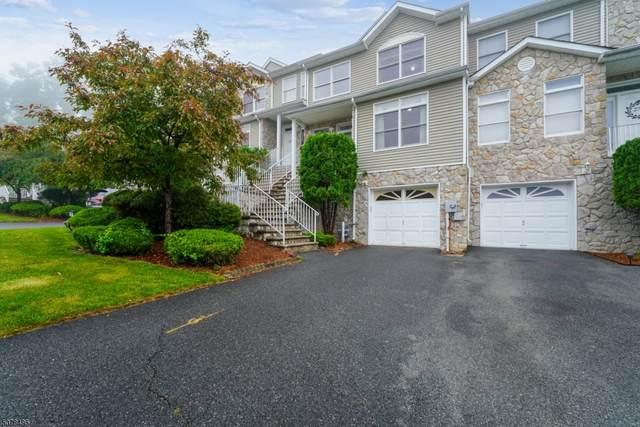 281 Summerhill Dr, Parsippany-Troy Hills Twp., NJ 07950 (#3718663) :: Rowack Real Estate Team