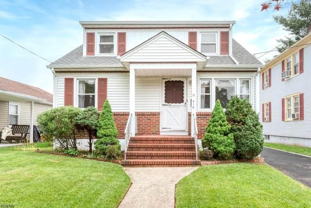 416 Beech Ave, Garwood Boro, NJ 07027 (MLS #3718692) :: The Dekanski Home Selling Team