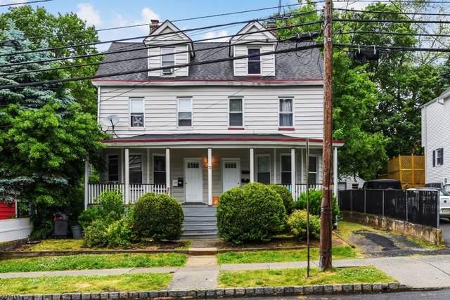 72 Chestnut St, Montclair Twp., NJ 07042 (MLS #3718759) :: Pina Nazario