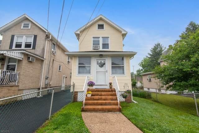587 Passaic Ave, Kenilworth Boro, NJ 07033 (MLS #3718765) :: The Dekanski Home Selling Team