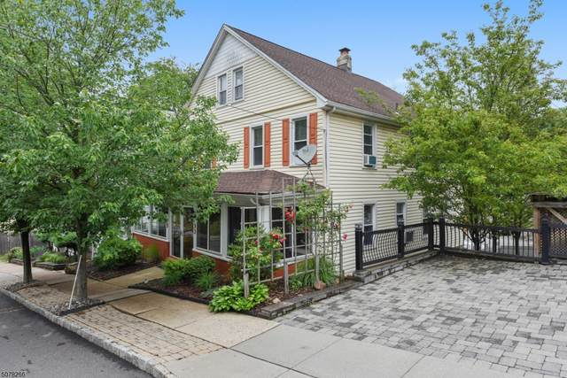 33 Whitfield St, Caldwell Boro Twp., NJ 07006 (MLS #3718805) :: SR Real Estate Group