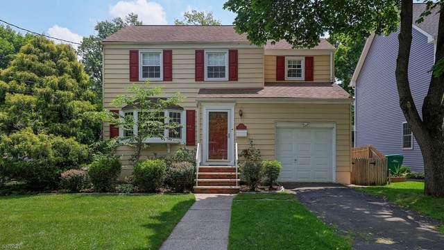 238 Burns Way, Fanwood Boro, NJ 07023 (MLS #3718813) :: The Dekanski Home Selling Team