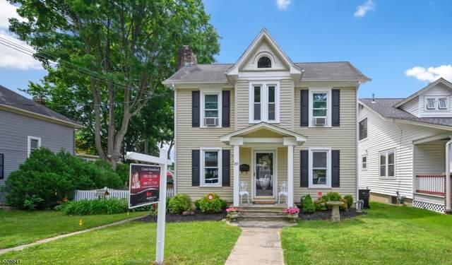89 West Stewart St, Washington Boro, NJ 07882 (MLS #3718850) :: Team Braconi | Christie's International Real Estate | Northern New Jersey