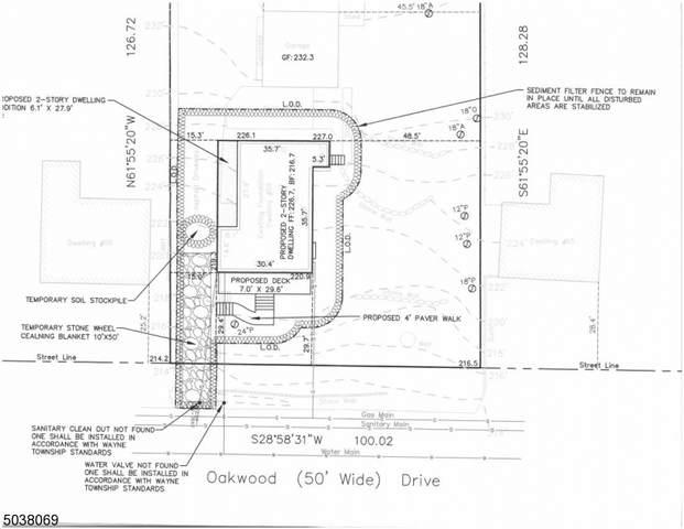 61 Oakwood Dr, Wayne Twp., NJ 07470 (MLS #3718853) :: SR Real Estate Group