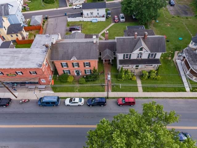 109 W Washington Ave, Washington Boro, NJ 07882 (MLS #3718855) :: Team Braconi | Christie's International Real Estate | Northern New Jersey
