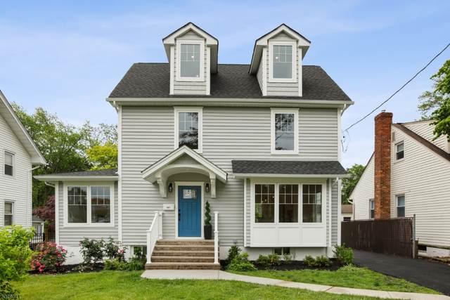 501 1st Street, Westfield Town, NJ 07090 (MLS #3718884) :: The Dekanski Home Selling Team