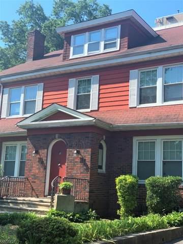 38 Custer Ave, Newark City, NJ 07112 (MLS #3718893) :: The Sikora Group