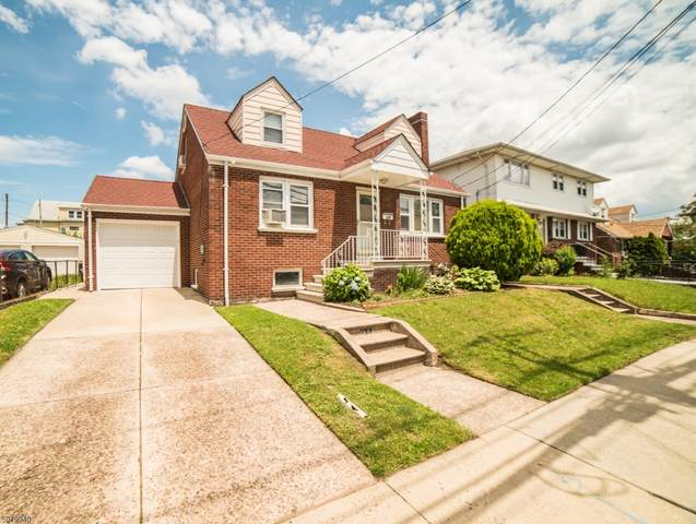 105 22nd Ave, Paterson City, NJ 07513 (MLS #3718920) :: Zebaida Group at Keller Williams Realty