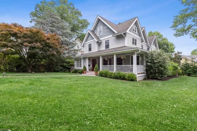 241 N Mountain Ave, Montclair Twp., NJ 07043 (#3718978) :: Rowack Real Estate Team