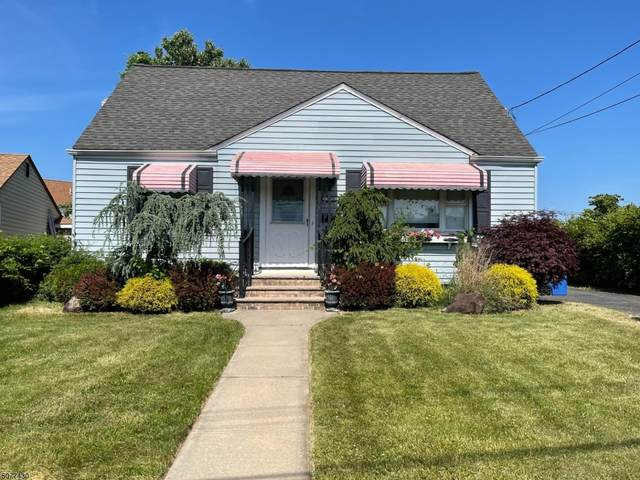 170 E Hill Road, Woodbridge Twp., NJ 07067 (#3719041) :: Daunno Realty Services, LLC