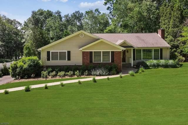 4 Robert Drive, Chatham Twp., NJ 07928 (MLS #3719048) :: The Dekanski Home Selling Team