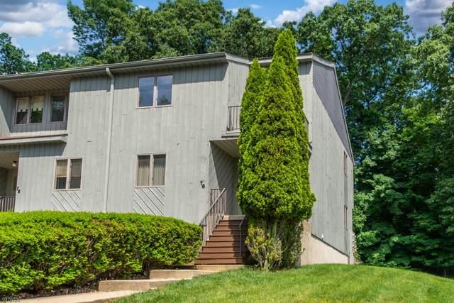 76 Rockwood Dr #76, Rockaway Boro, NJ 07866 (#3719061) :: Rowack Real Estate Team
