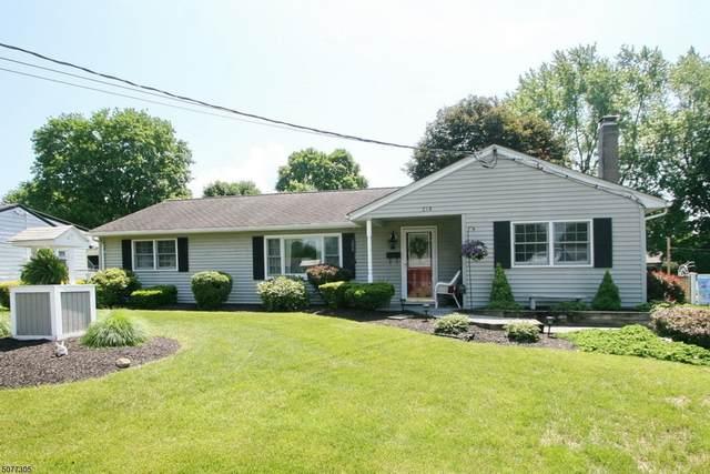 218 Hurley Dr, Hackettstown Town, NJ 07840 (#3719081) :: Rowack Real Estate Team