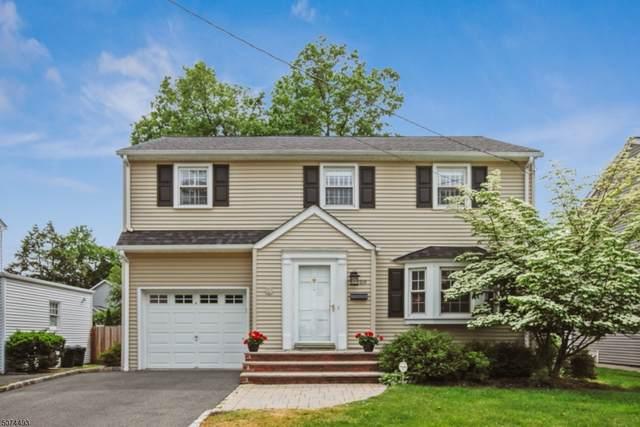 59 Irving Ave, Livingston Twp., NJ 07039 (MLS #3719087) :: SR Real Estate Group