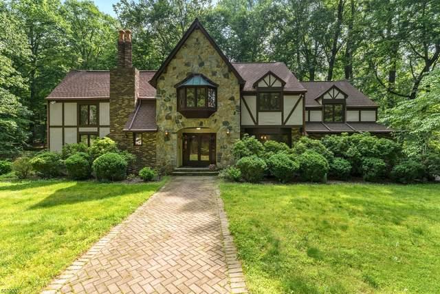 48 Bailey Hollow Rd, Morris Twp., NJ 07960 (#3719124) :: Rowack Real Estate Team