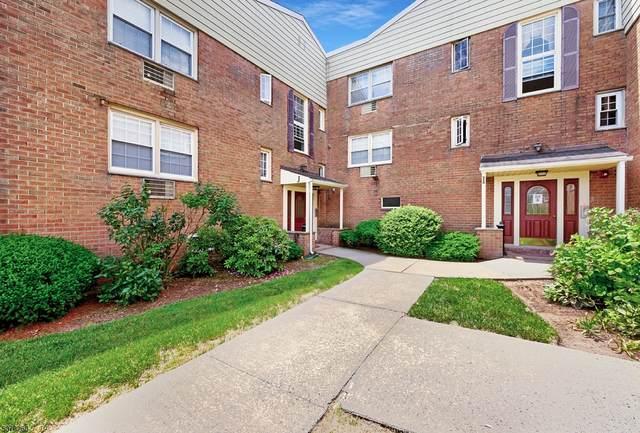 605 Grove St #1, Clifton City, NJ 07013 (#3719139) :: Jason Freeby Group at Keller Williams Real Estate