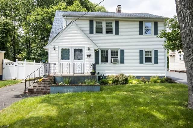 21 Old South Ave, Fanwood Boro, NJ 07023 (MLS #3719142) :: The Dekanski Home Selling Team