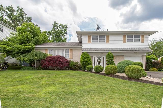 848 Ternay Ave, Scotch Plains Twp., NJ 07076 (#3719145) :: Daunno Realty Services, LLC