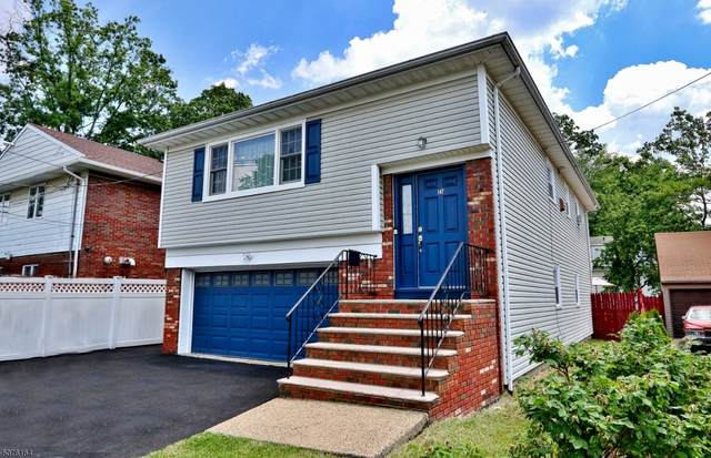 147 Sinclair Ave, Union Twp., NJ 07083 (MLS #3719155) :: Weichert Realtors