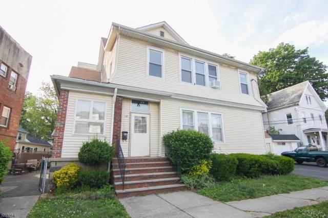 108 Harrison St, Bloomfield Twp., NJ 07003 (MLS #3719180) :: Pina Nazario