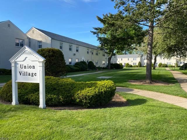 12 Girard Place C, Union Twp., NJ 07083 (MLS #3719212) :: Kay Platinum Real Estate Group