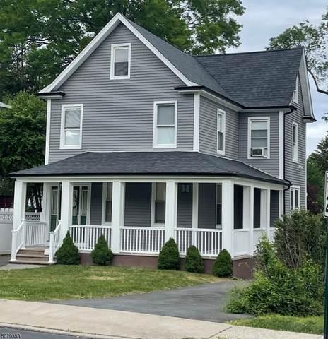 220 Short Hills Ave, Springfield Twp., NJ 07081 (MLS #3719245) :: The Dekanski Home Selling Team